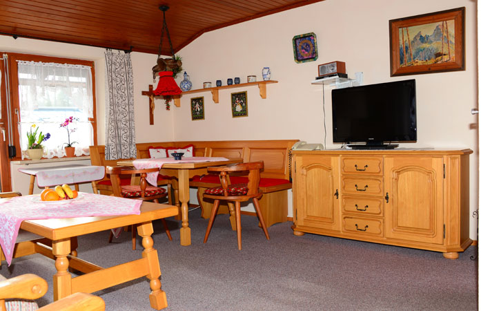"Holiday flat ""Kehlstein"""